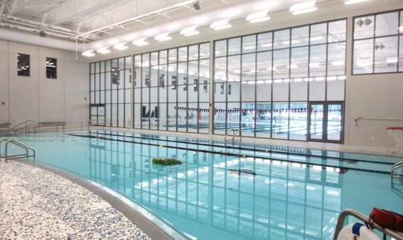 DMACC Trail Point Aquatics & Wellness Center